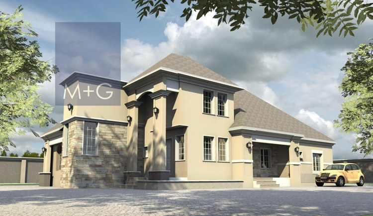Buiding A 4 Bedroom With Penthouse Properties Nigeria