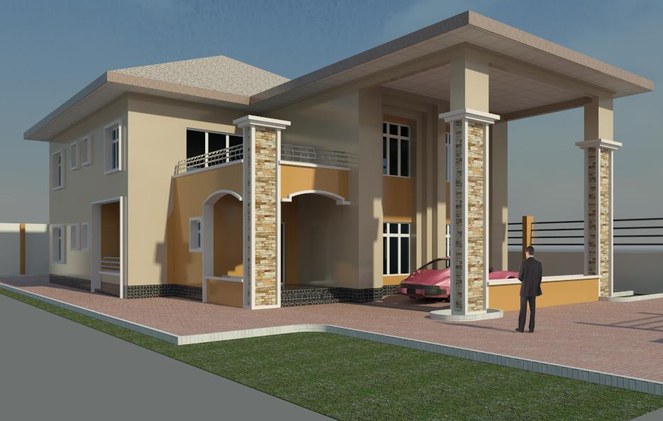 Affordable Architectural Design Building Construction for intrested     Affordable Architectural Design Building Construction for intrested  nairalanders   Properties   Nigeria
