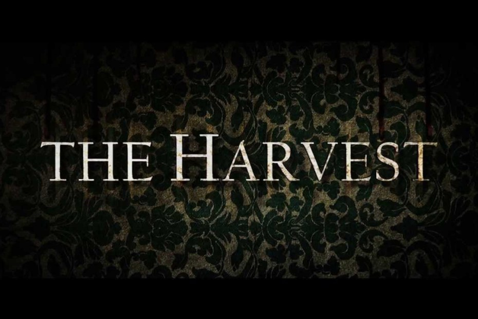 the harvest 2013