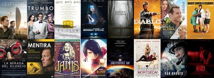 Lo mejor y lo peor de 2016 en cine