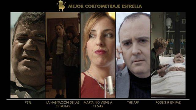 Blogos de oro 2018 - Cortometraje Estrella