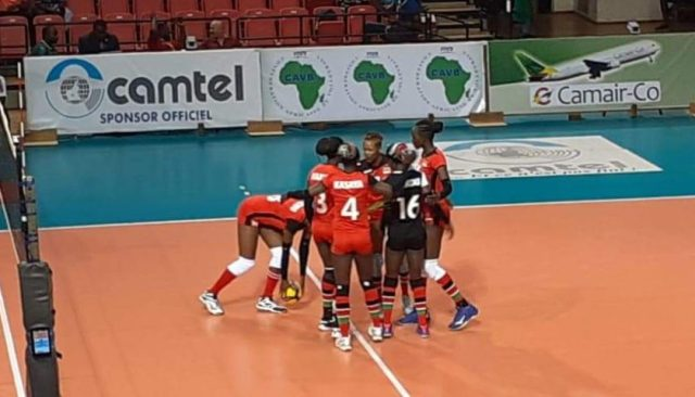 The Women's Volleyball Team Malkia Strikers Have Officially Qualified For The 2020 Tokyo Olympics 3