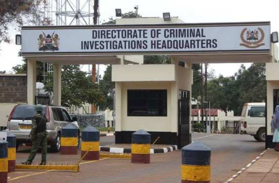 Directorate of Criminal Investigations