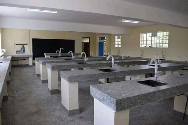 MP BUILDS A NEW TWIN LABORATORY AT PETER KIBUKOSYA SECONDARY SCHOOL 3