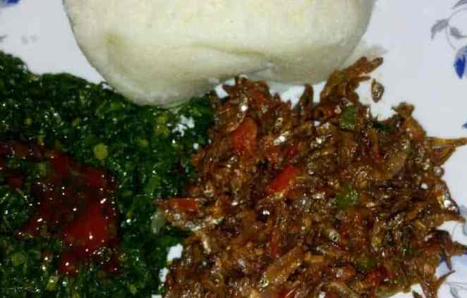 prepare Omena without Irritating Smell