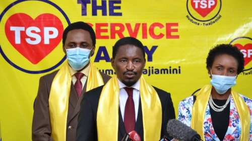 The Service Party of Kenya