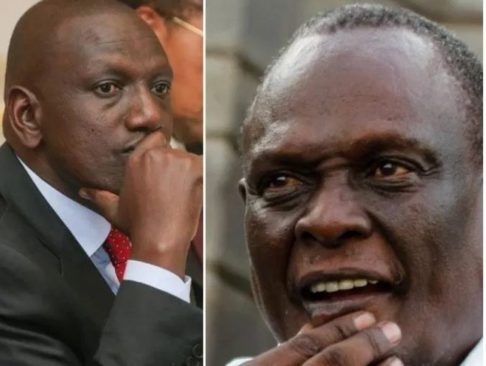 If Ruto Will be The Preferred Presidential Candidate For JP, I'll Vote For Him-Murathe Says