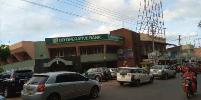 Laikipia County and Co-op bank launch the Affordable Financing kitty for SMEs and Saccos.