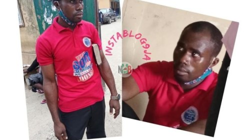 Young Pastor Arrested for Allegedly Raping and Impregnating Two Sisters.