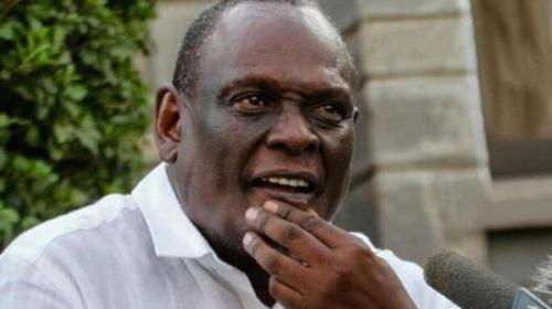 Rigathi Gachagua Jubilee Party Leader David Murathe