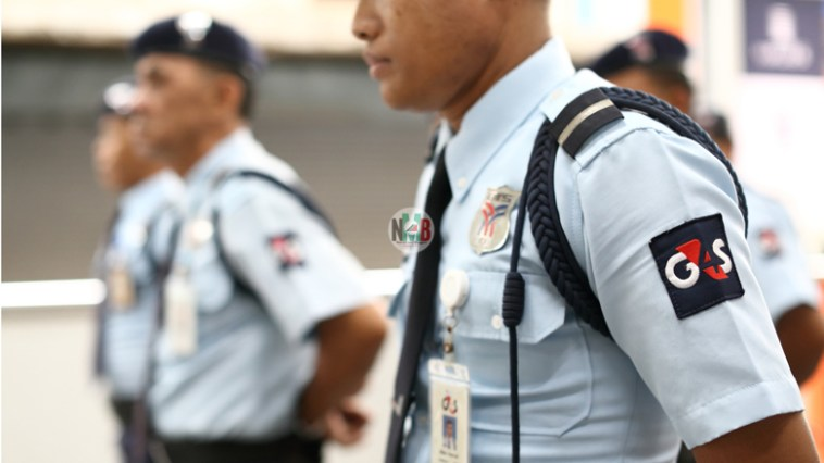 Monthly Salary of G4S Security Guards