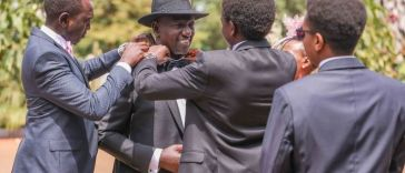 William Ruto children: From the Oldest Nick to the youngest Abby.