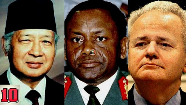 Most Corrupt World Leaders