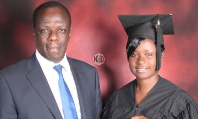 Meet Kakamega Governor Wycliffe Oparanya Family, Wives And Children.