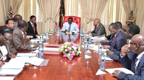 DP Ruto Calls a Crisis Meeting over BBI as He Keeps His Opponents Guessing on His Next Move.