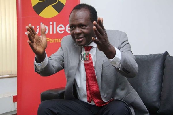 Jubilee Party MCA Anne Thumbi