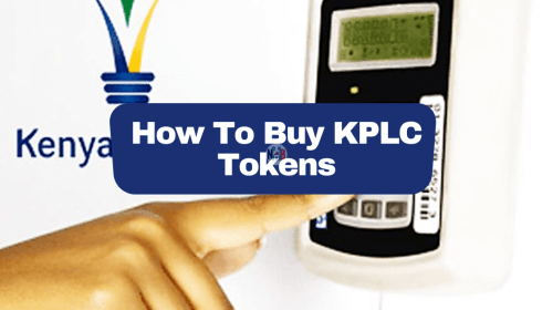 How To Buy KPLC Tokens