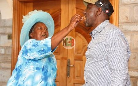 DP William Ruto's Biological Father Many Don't Know About