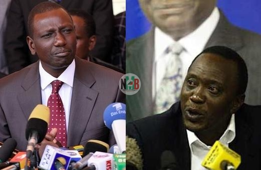 How UhuRuto Intelligently Escaped From ICC Unhurt