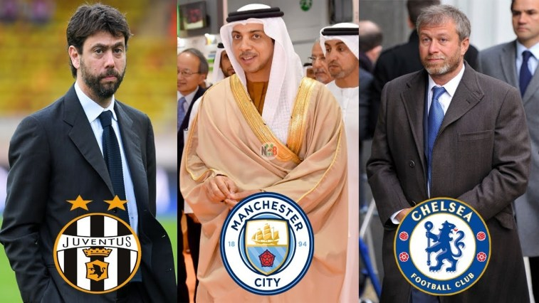 Richest Football Clubs Owners