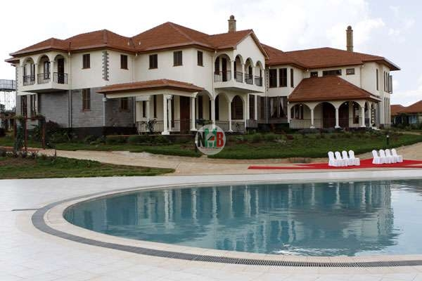 Aden Duale Magnificent Mansion