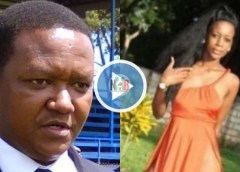 Blogger Edgar Obare Arrested For Claiming Alfred Mutua Is a Deadbeat Dad?