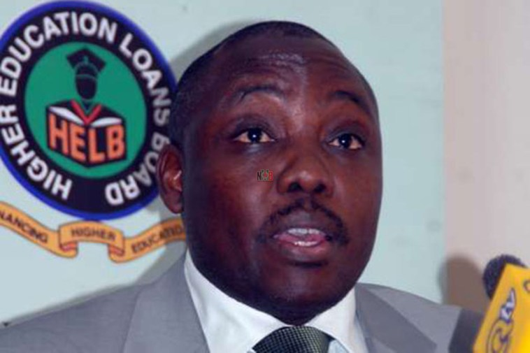 HELB CEO, Mr. Rigera Message To Moi University Students