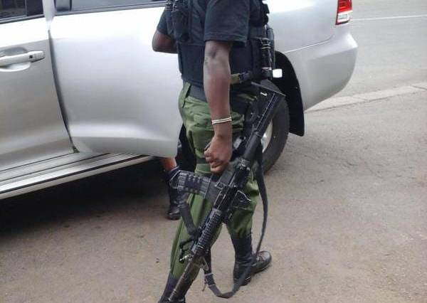 Recce Squad Officers Saved President Uhuru from Attack in Lamu