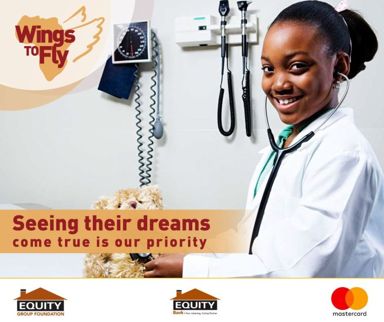 Equity Bank Wing To Fly
