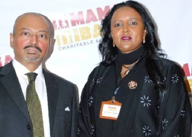 CS Amina Mohammed's Husband Bio That You Didn't Know