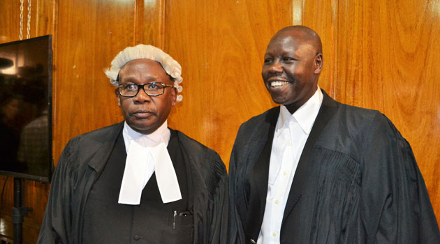 Highest Paid Lawyers In Kenya