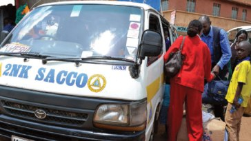 Best-Managed Matatu SACCOs And Who Owns Them.