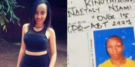 IVY WANGECHI was cruel to my son; she was disrespectful and constantly abusing him! She was not the angel you thought she was-KINUTHIA's mother drops a bomb