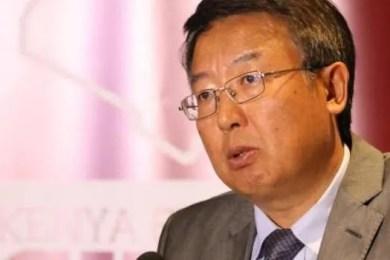 Chinese ambasador