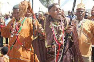 Kikuyu Council of elders