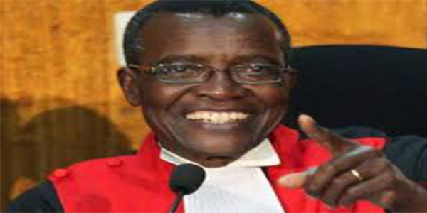 chief justice maraga
