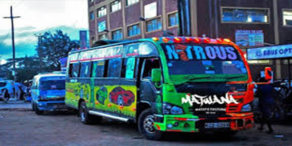 man collapses and dies in a matatu