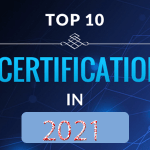 top 10 IT certifications 2021
