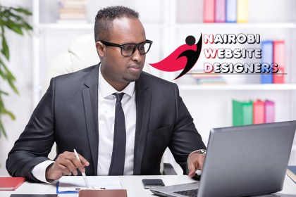 Nairobi's Best Website Design Company