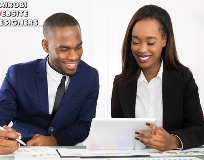 Nairobi website designers
