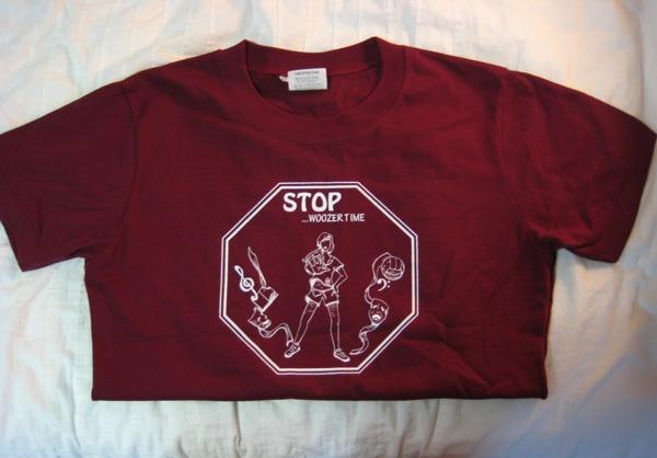 Women's College T-Shirt Design