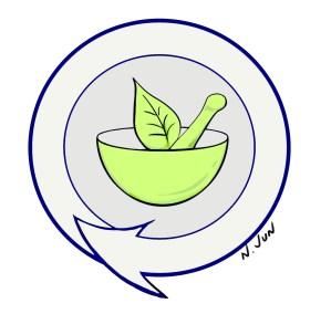 Eco-Friendly Pharmacy – logo design