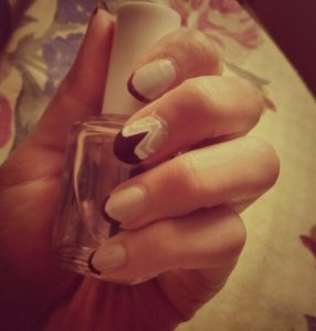 Art Deco Nails
