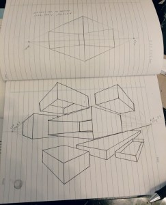 Two-Point Perspective: Boxes