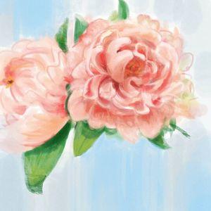 Painting: Peonies