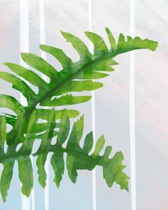 Fern Painting