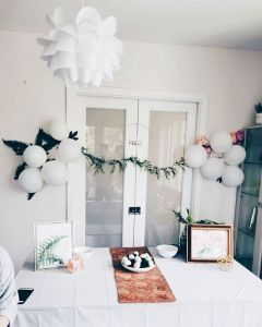 Party Decor: gender reveal party