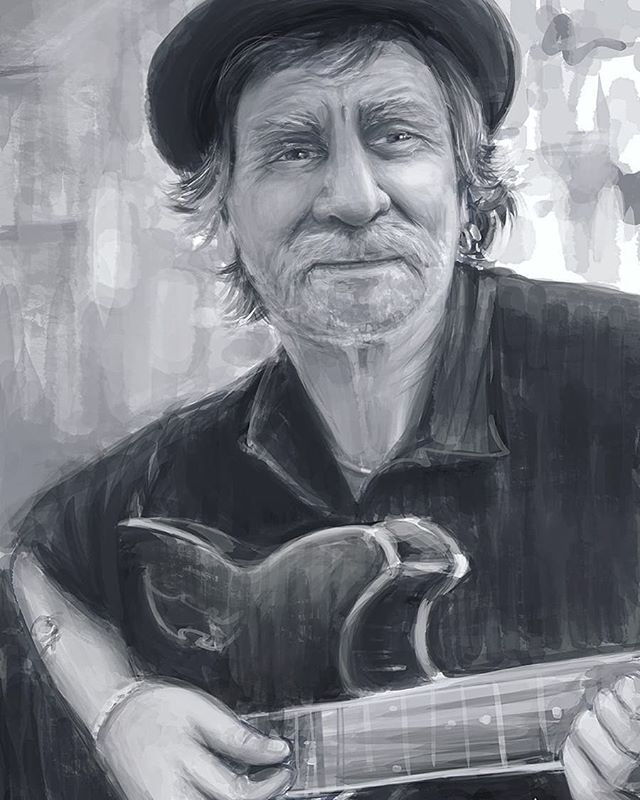Painting: Doug