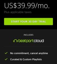 Beatport link pro price