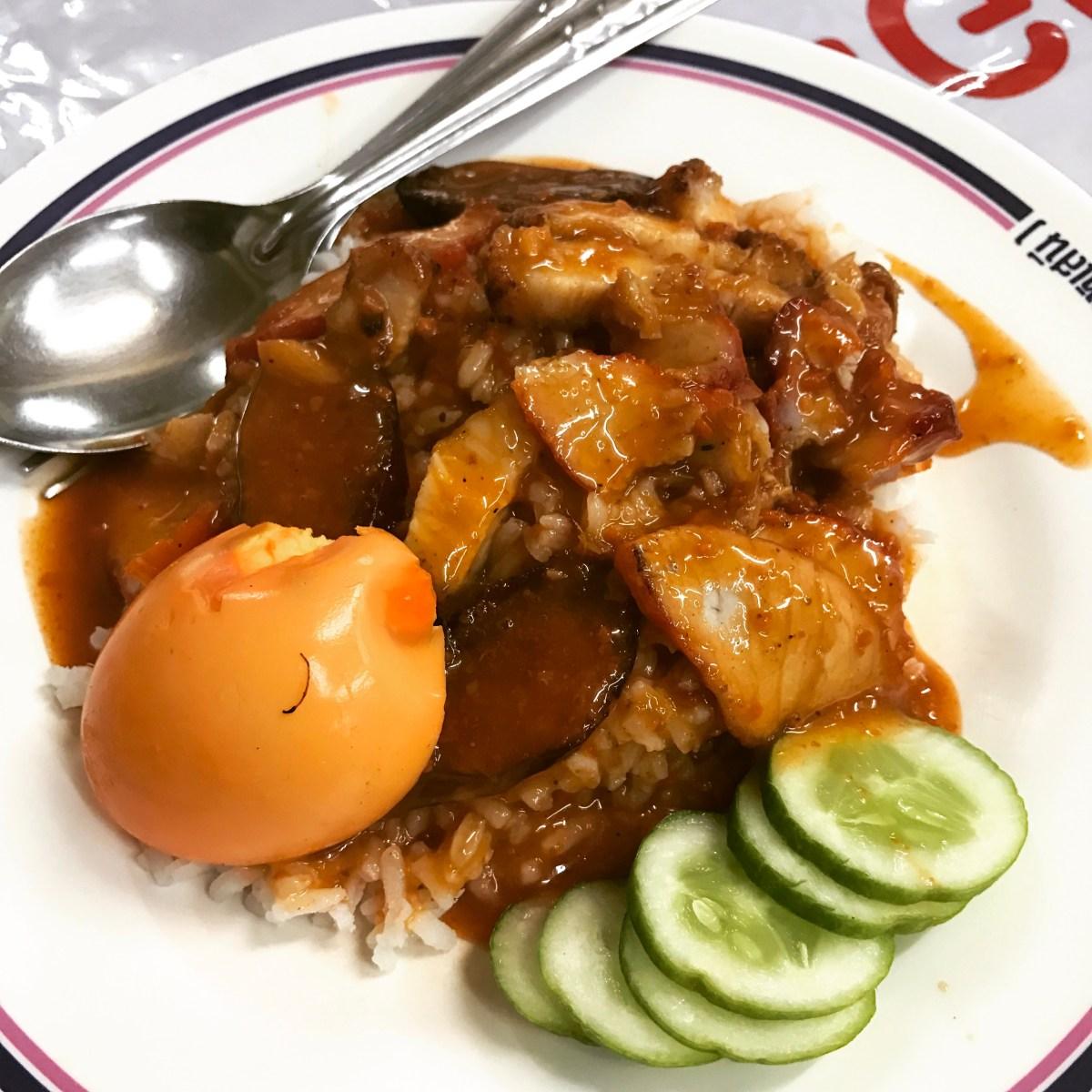 タイ旅行🇹🇭 E08 アソークで朝食を①